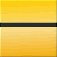 Пластик для гравировки (роумарк) золото, (матовый), фото 1