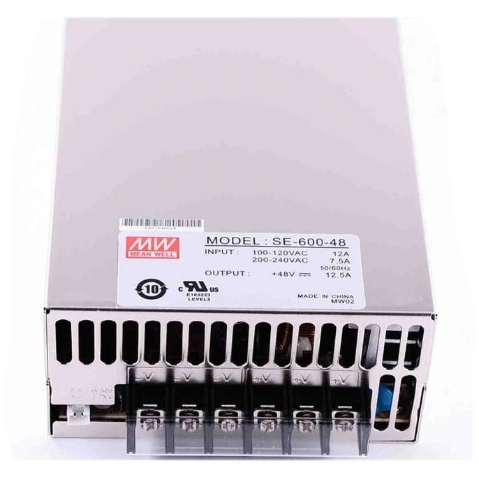 Блок питания Mean Well SE-600-48