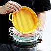 Керамическая тарелка BonNoces круглая, фото 2