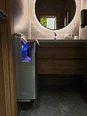 Высокоскоростная электросушилка для рук Breez JET 1650 AS (Серебристая), фото 2