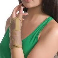 Бандаж на лучезапястный сустав с фиксацией пальца S\M арт.8552