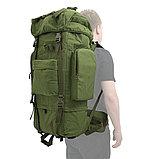Рюкзак НАТО экспедиционный армейский (туристический) 65 л., фото 7