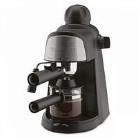 Кофеварка рожковая Scarlett SC-037, Black