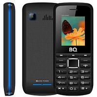 Мобильный телефон BQ 1846 One Power чёрный+синий