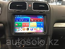 Магнитола Volkswagen Polo Android Mac Audio