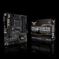 Материнская плата ASUS TUF B450-PLUS GAMING AMD B450 AM4 4xDDR4 6xSATA3 RAID 1xDVI-D 1xHDMI ATX