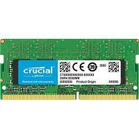 Оперативная память для ноутбука 4GB DDR4 2666 MHz Crucial PC4-21300 SO-DIMM1.2V CT4G4SFS6266