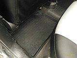 Резиновые коврики с высоким бортом для Chevrolet Aveo T250 (2003-2011), фото 4