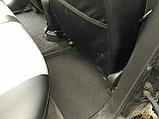 Резиновые коврики с высоким бортом для Chevrolet Aveo T250 (2003-2011), фото 5
