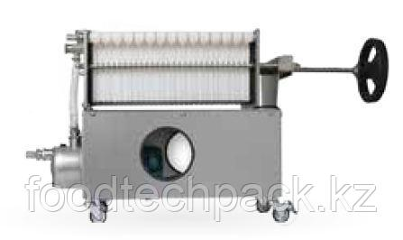 Профессиональный фильтр 30 пластин 20x20 из нержавеющей стали GRIFO (Италия)