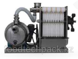 Профессиональный фильтр 10 пластин 20x20 настольный GRIFO (Италия)