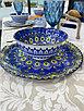 Сервиз керамической посуды «ВОСТОК» на 6 персон, фото 2