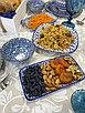 Сервиз керамической посуды «ВОСТОК» на 6 персон, фото 3