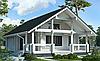 Проект дома №102