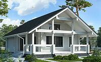 Проект дома №102, фото 1