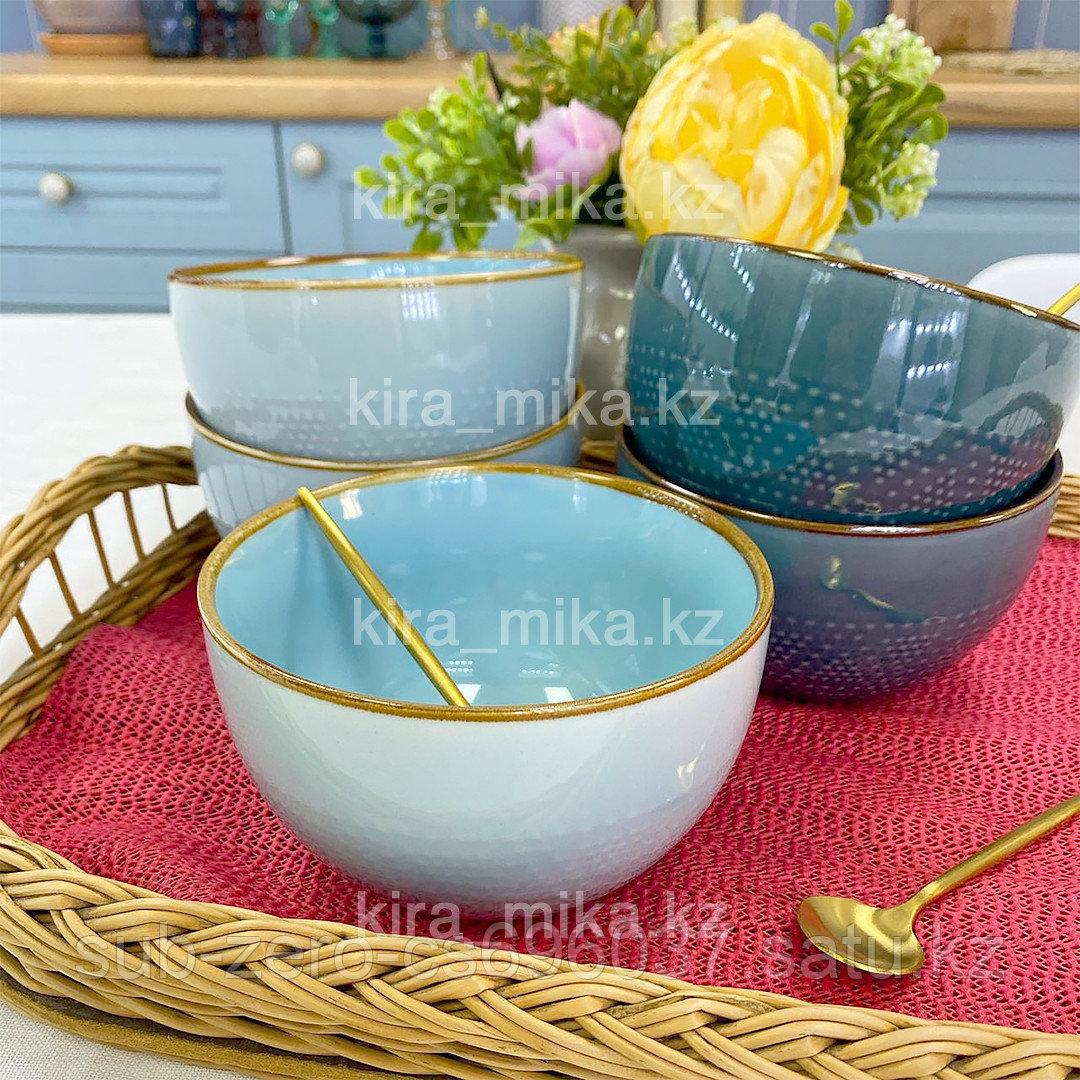 Глубокие керамические салатницы
