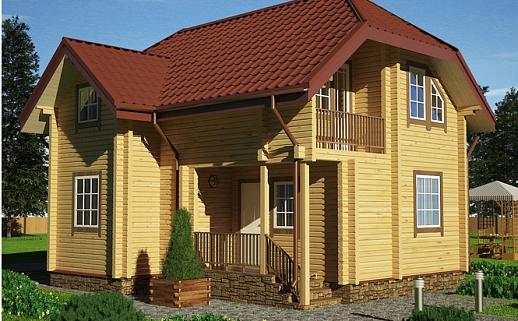 Проект дома №117
