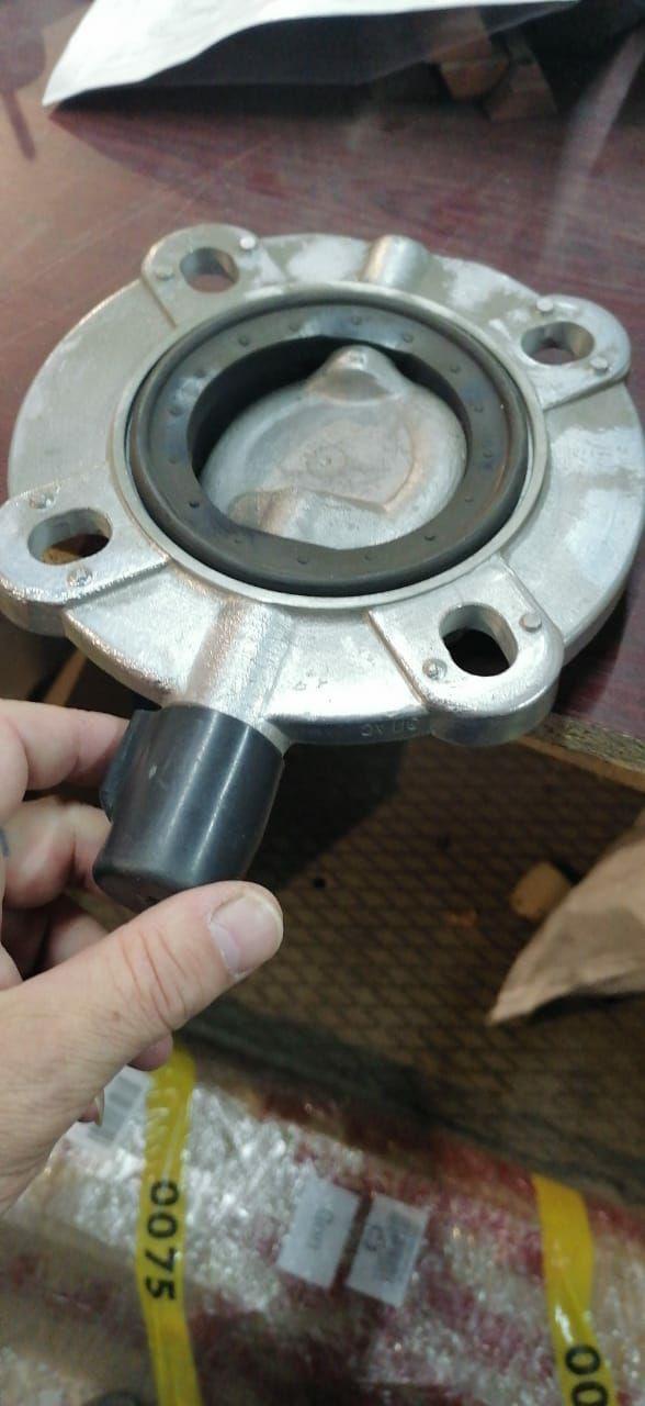 Затвор дисковый поворотный ДУ50 Ж83-Р1200-04