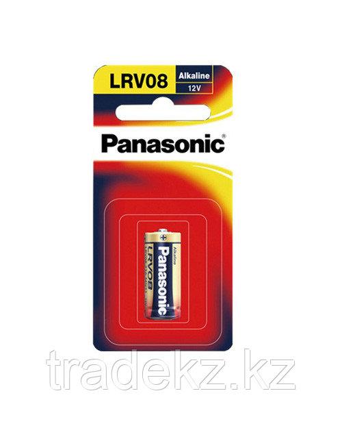 Батарейка дисковая литиевая PANASONIC LRV08/1B