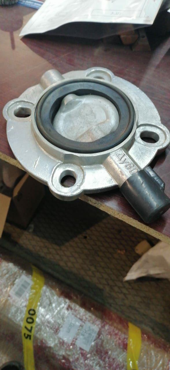 Затвор дисковый поворотный ДУ80 Ж83-Р1200