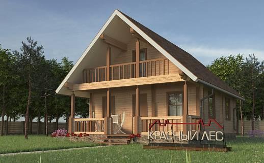 Проект дома №101