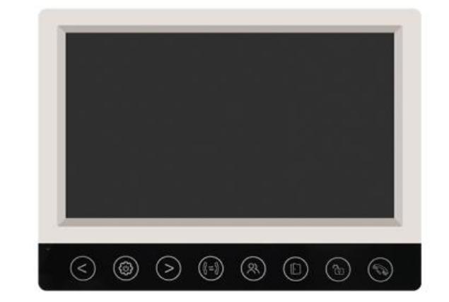 Комплект Видеодомофона   94717E  94201-550TVL