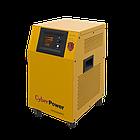 Автоматический инвертор CyberPower CPS5000PRO, 48V, 5000VA/3500W, 45A, AVR 140-300V, 2*Schuko, клемм