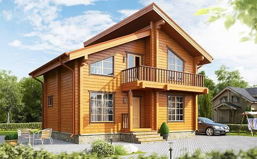 Проект дома №180