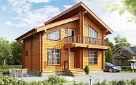Проект дома №180, фото 1