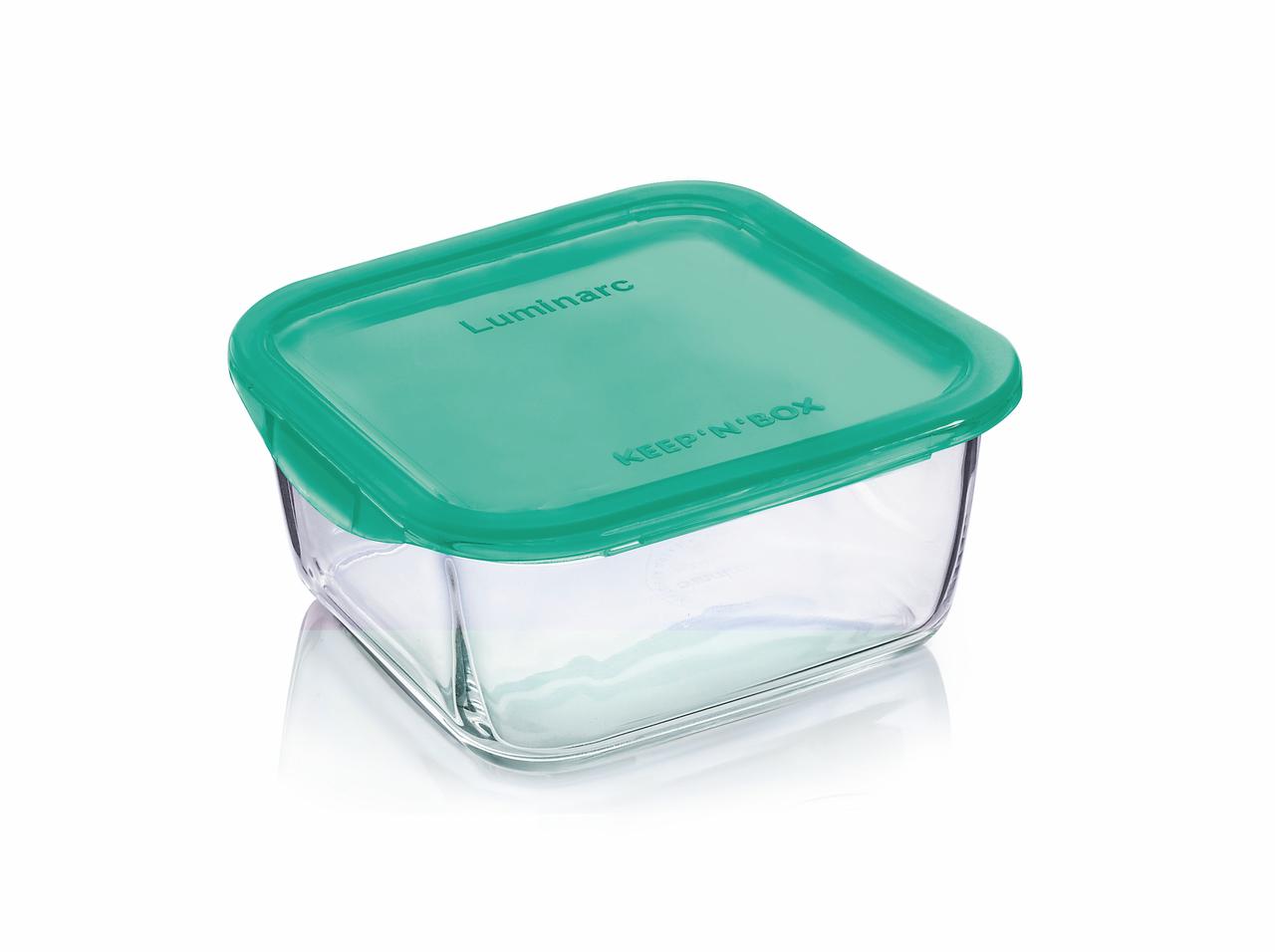 Пищевой контейнер квадратный Luminarc Keep'n Box Lagoon 1.22 л (P5520)