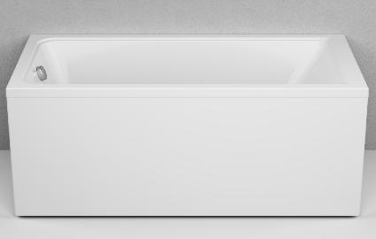 Ванна акриловая W90A-170-070W-A Gem  A0 170x70