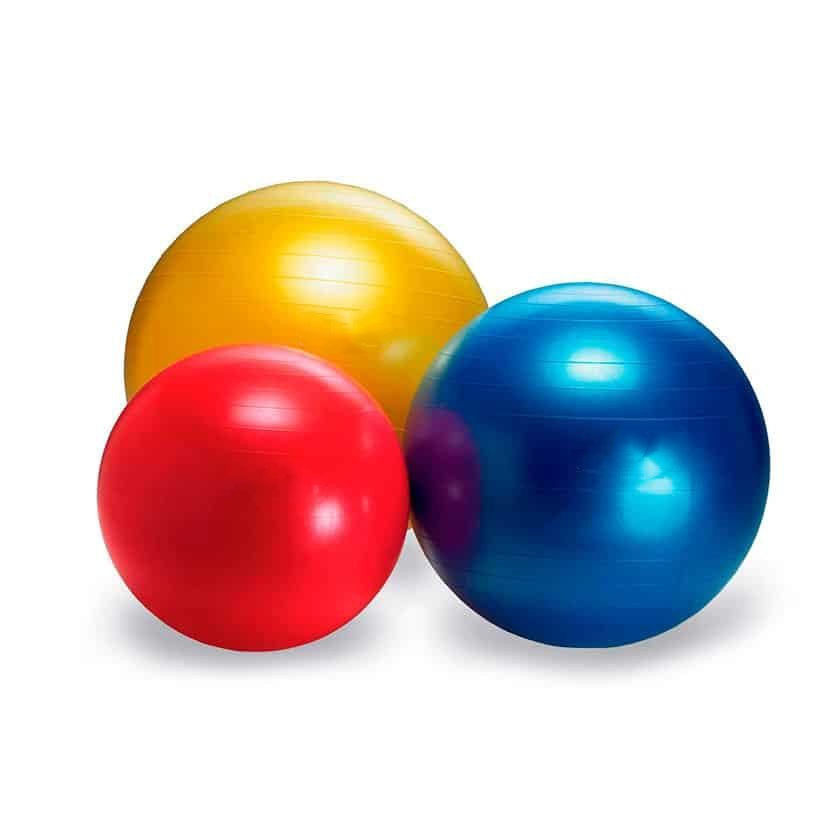 Гимнастический мяч (Фитбол) 75 гладкий PRO - фото 2
