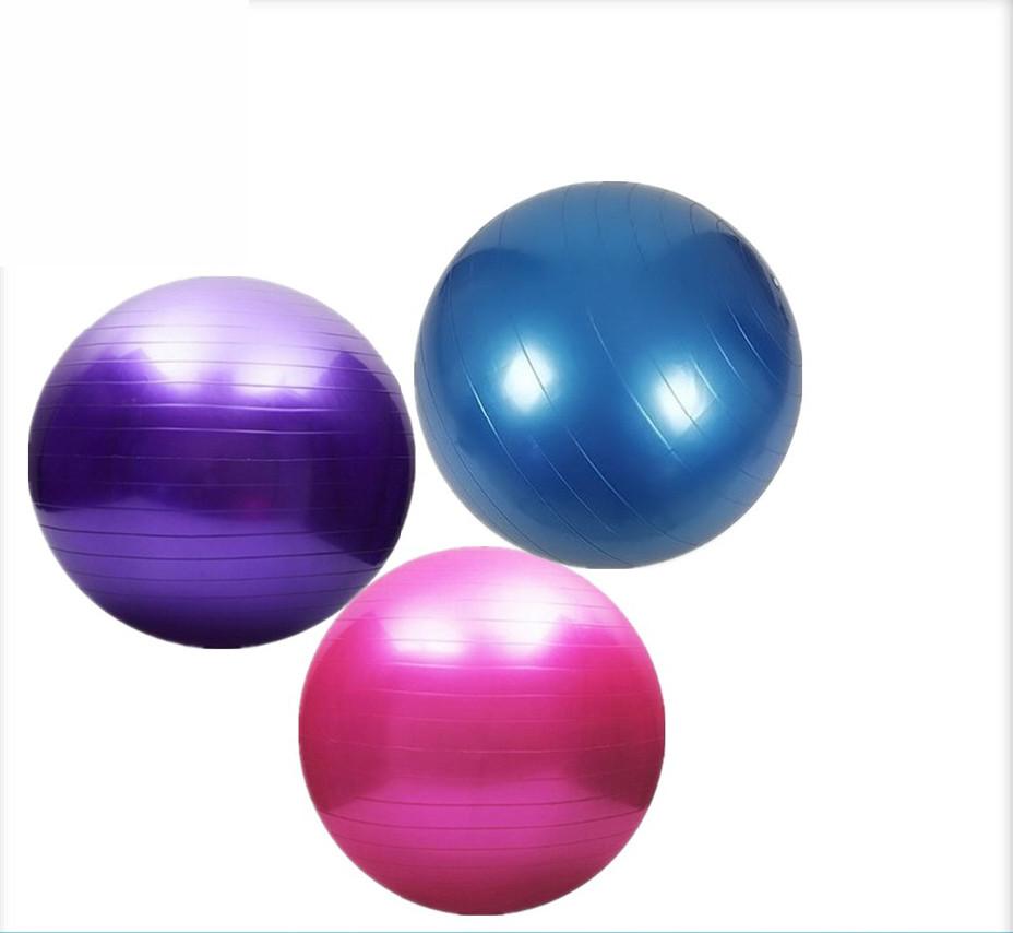 Гимнастический мяч (Фитбол) 75 гладкий PRO - фото 3