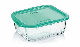 Пищевой контейнер прямоугольный Luminarc Keep'n Box Lagoon 1,97л (P5516)