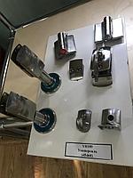 Фурнитура для сантехнических перегородок