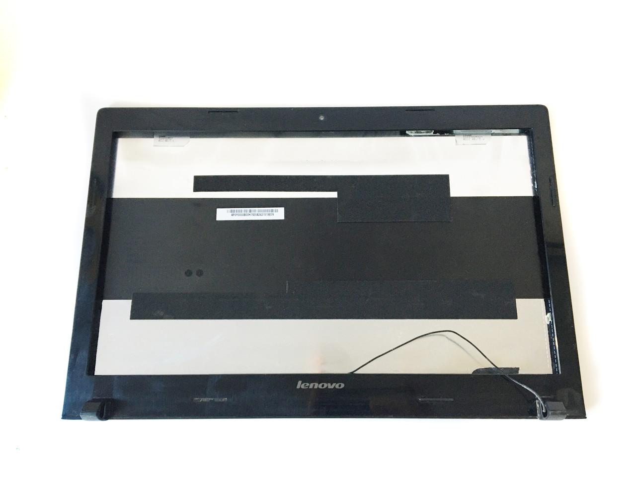 Корпус Lenovo G500, крышка матрицы + рамка дисплея (Cover A-B)