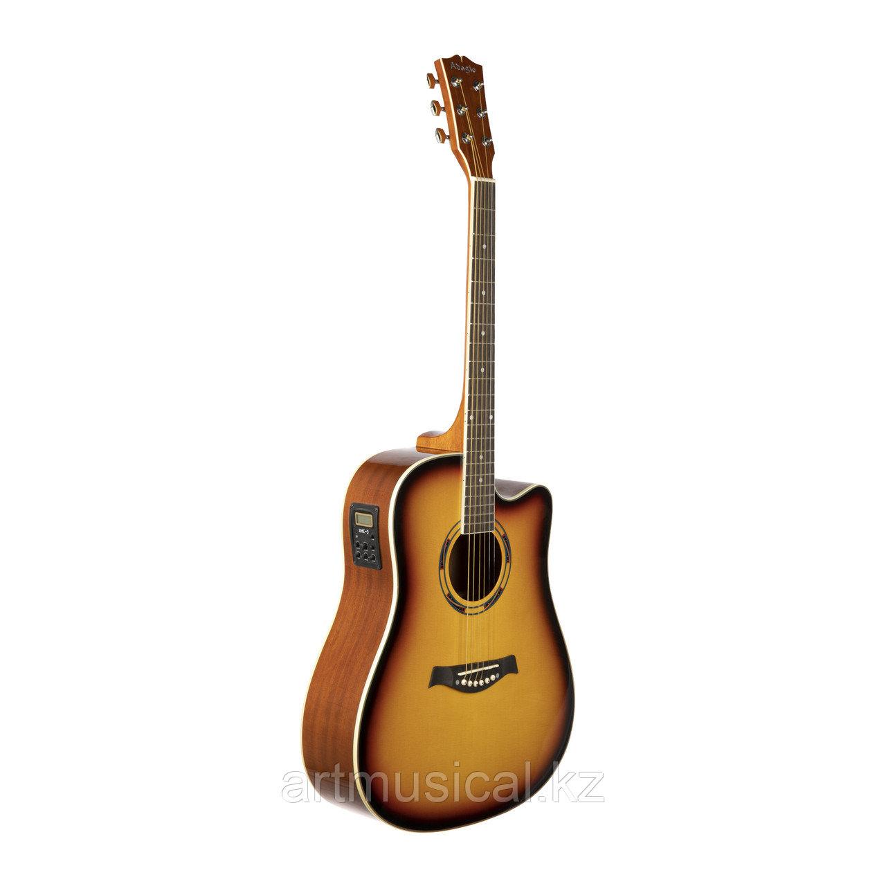 Гитара Adagio MDF-4182 СE SB
