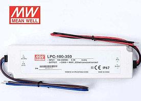 Блок питания Mean Well LPC-100-350