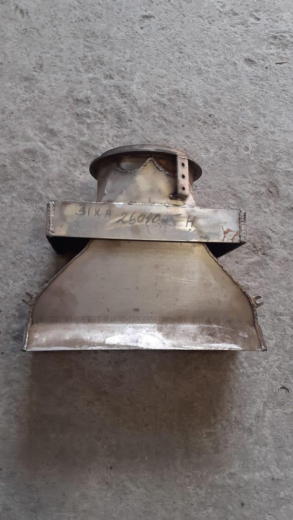 Сопло подборщика КО-318А 26.01.000Н