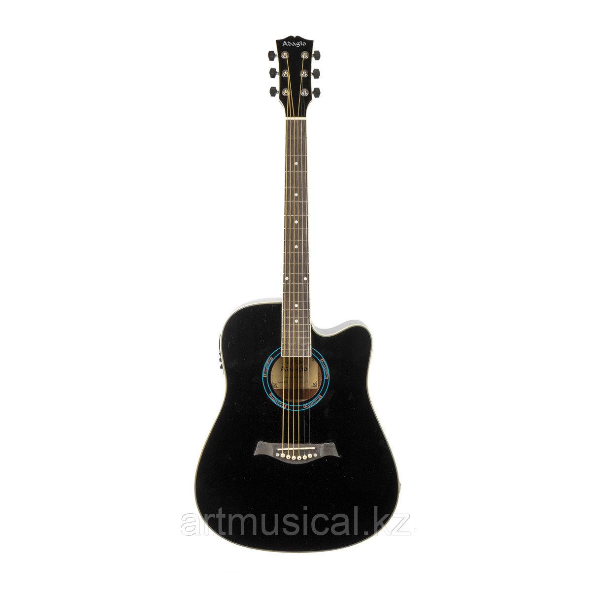 Гитара Adagio MDF-4182 СE  BK