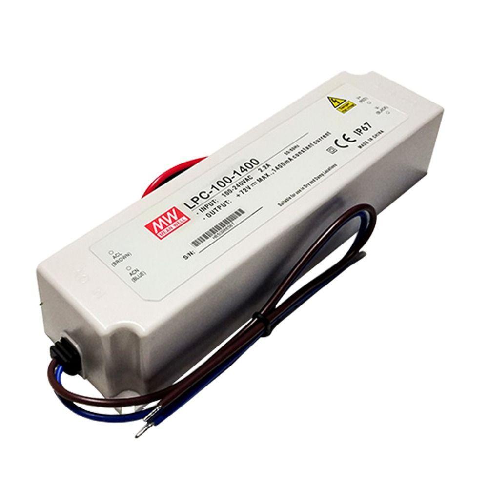 Блок питания Mean Well LPC-100-1400