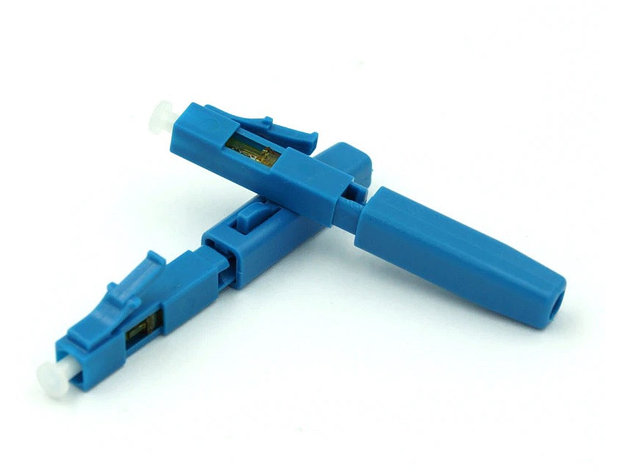 Коннектор быстрый DROP-LC/UPC/AS-F, фото 2
