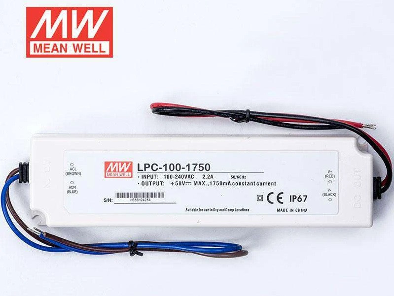 Mean Well LPC-100-1750
