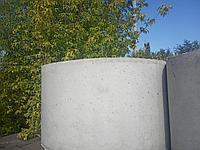 Бетонные кольца 1м  высота 90 см
