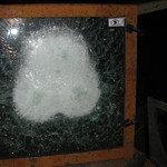 Бронированое пулистойкое стекло класса БР4, фото 3
