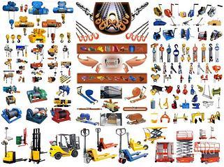 Складские и грузоподъемные оборудование