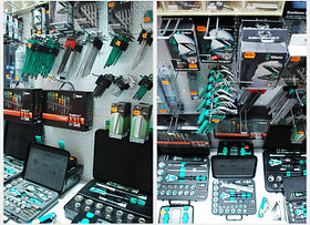 Инструменты Wera, Германия