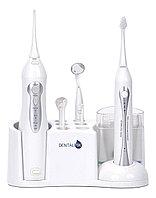 Зубной центр: электрощетка зубная + ирригатор Pro 50 (Dentalpik, США)
