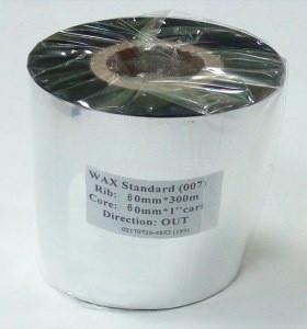 Ribbon риббон 60мм/300м WAX OUT воск