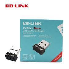 Скоростной wi-fi адаптер LB-Link 150Mbps Wireless USB